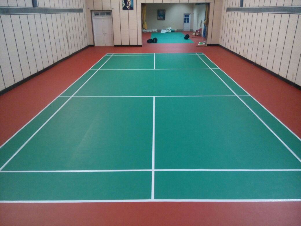 Indoor Sports Surface