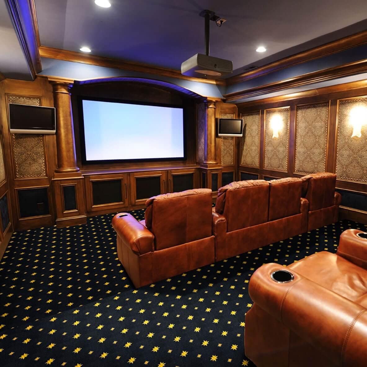 Home Theatre Carpets